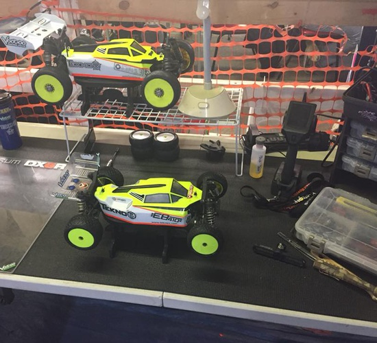 RC Scoring Pro | Mod Lite (A Main) September 27th 2017 | Big