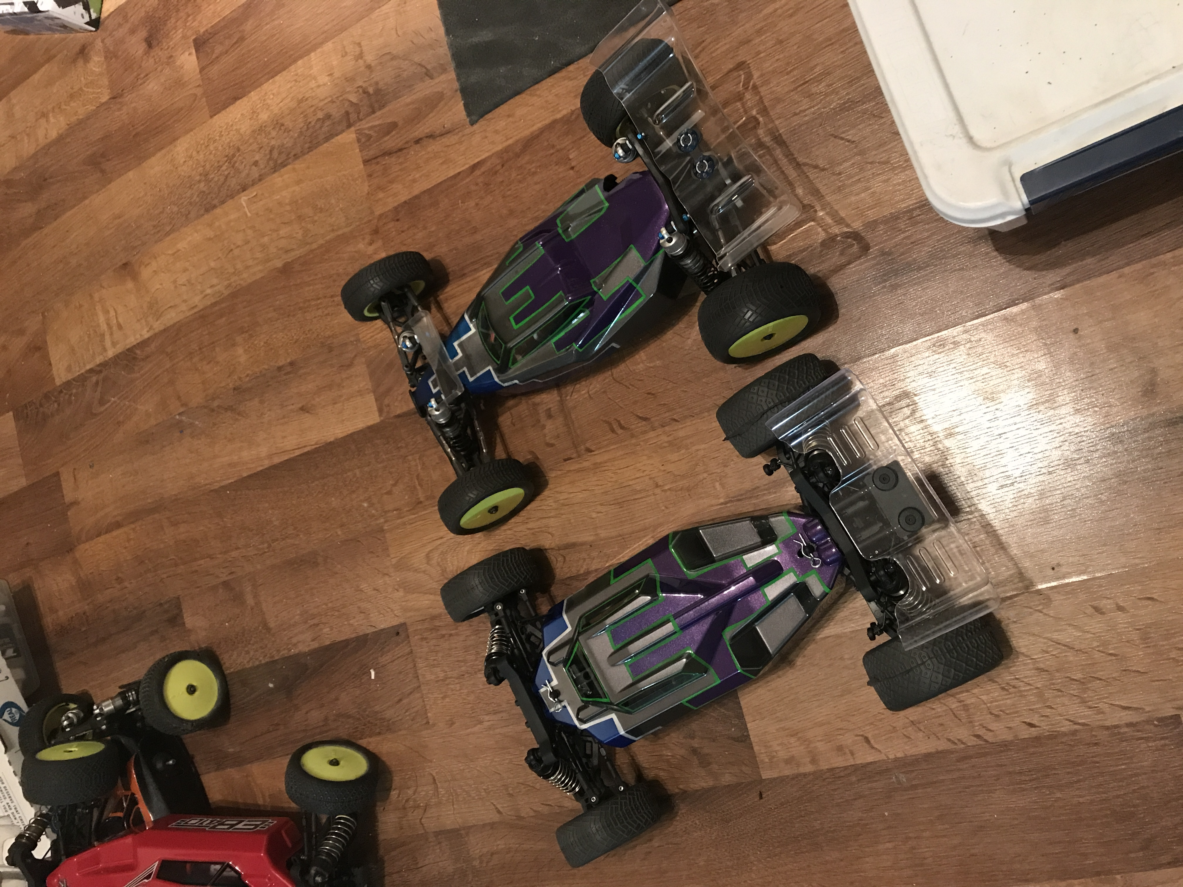 RC Scoring Pro | Big Dog RC Dirt Oval Racing Car Gallery